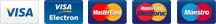 loga platebních karet, kterými můžete platiti v eshopu Hyla