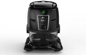 Nejlepší vodní vysavač Hyla EST na odstraňování alergenů a prachu