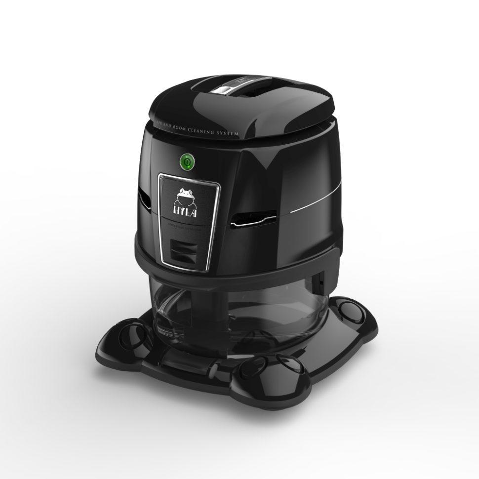 Vodní vysavač Hyly EST vyznamená jako nejlepší cenou Best product PlusXaward
