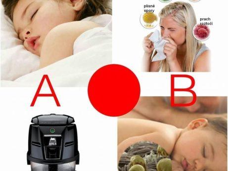 příčiny alergie a jejich odstranění