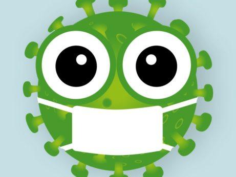 koronavirus likvidovidovaný při úklidu vodním vysavačem hyla